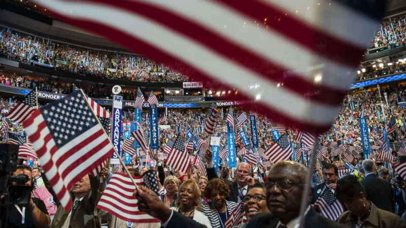 Democratic Crowd February 6  2020