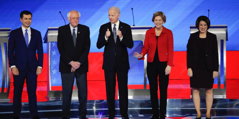 Democratic Debate February 10 2020