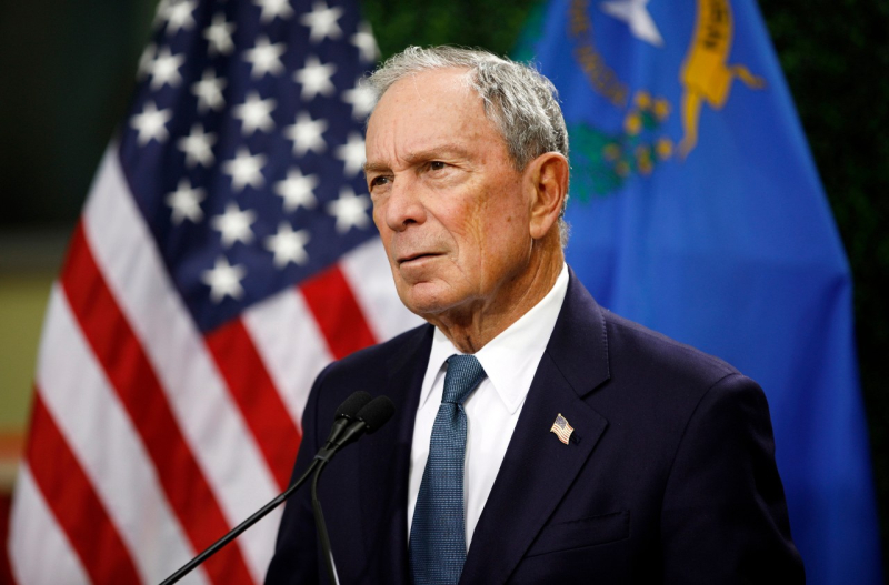 Michael Bloomberg November 8 2019