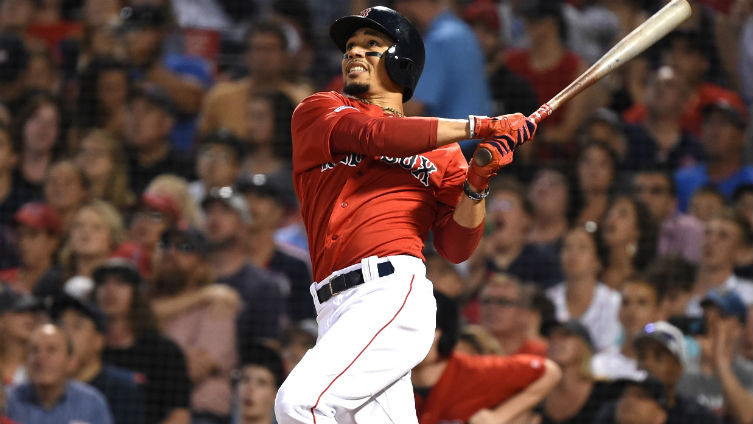 Mookie Betts November 8 2019