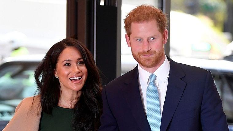 Prince Harry Meghan Markle January 9 2020