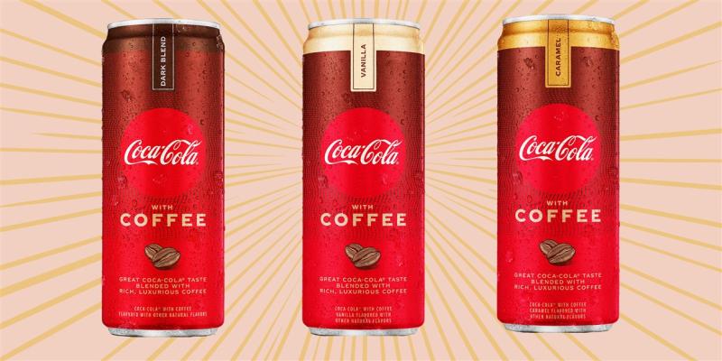 Coca Cola Coffee Soda August 2 2020