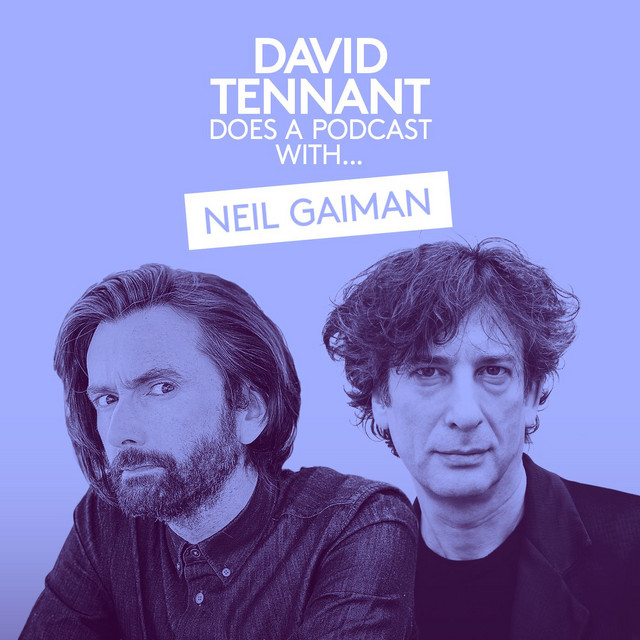 David Tennant Neil Gaiman October 15 2020