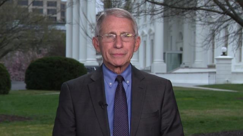 Doctor Anthony Fauci July 25 2020