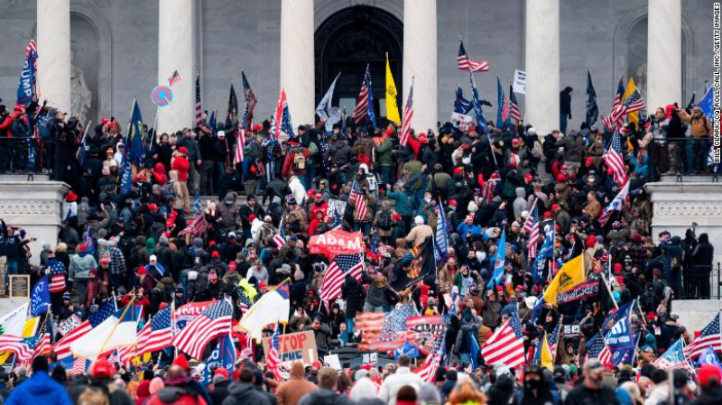 Capitol Riot January 7 2021