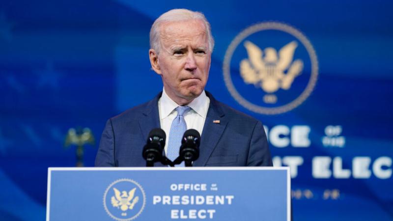Joe Biden January 15 2021