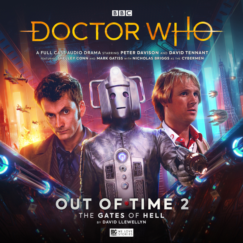 Doctor Who Out of Time 2